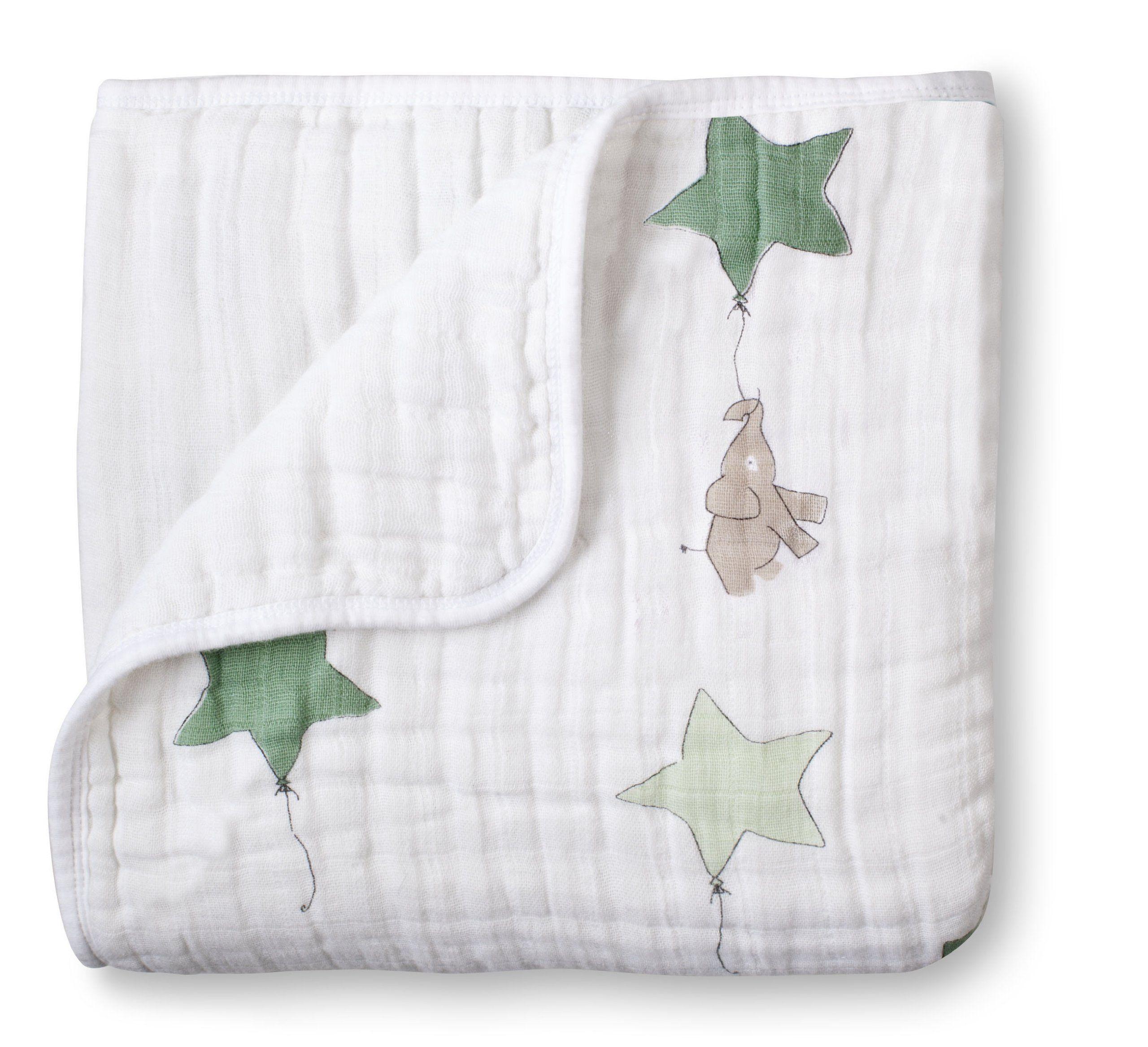Amazon Com Aden Anais Muslin Dream Blanket Night Sky Nursery Receiving Blankets Baby Dream Blanket Aden And Anais Muslin Baby Blankets