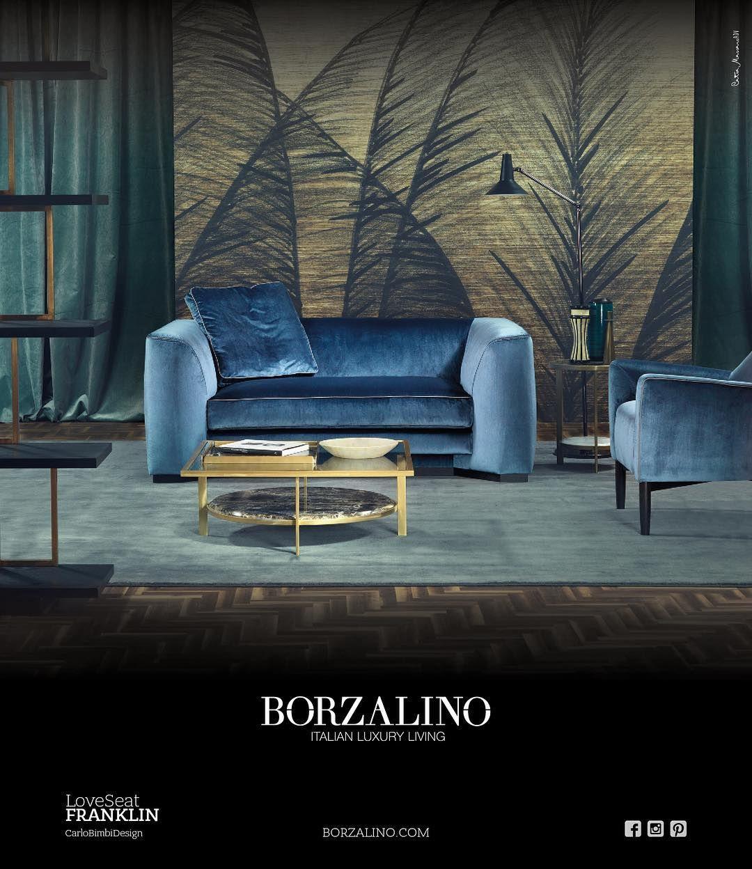 Borzalino Press Advertising 2016 Love Sofa Franklin Borzalino  # Muebles Excell Aguascalientes