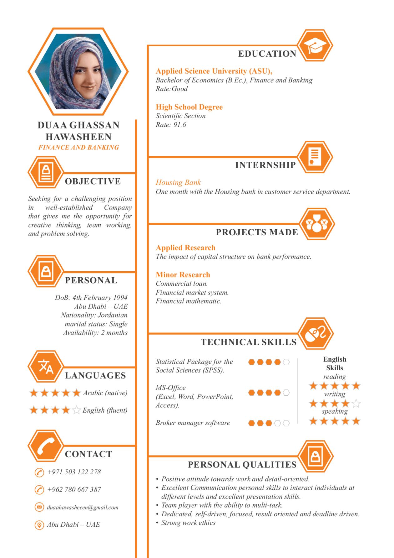 Do Professional Cv Resume Design By Gmzgenc Desain Cv Desain Resume Cv Kreatif