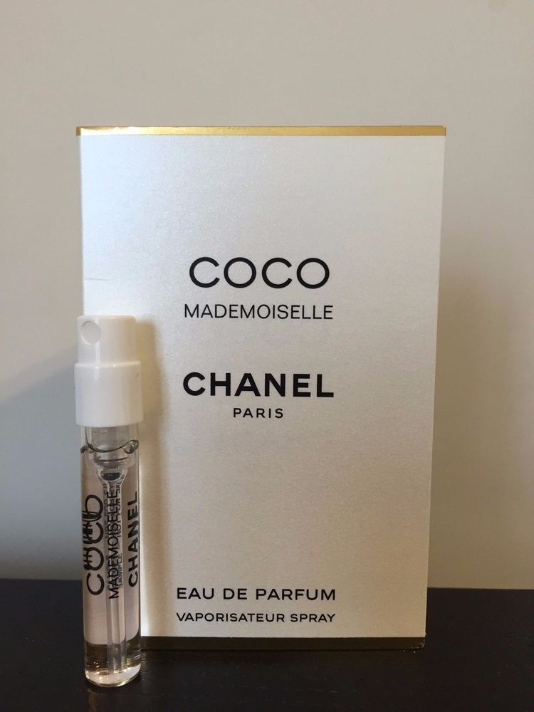 chanel coco mademoiselle eau de parfum sample spray. Black Bedroom Furniture Sets. Home Design Ideas