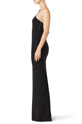 Jennifer Column Gown by KAUFMANFRANCO