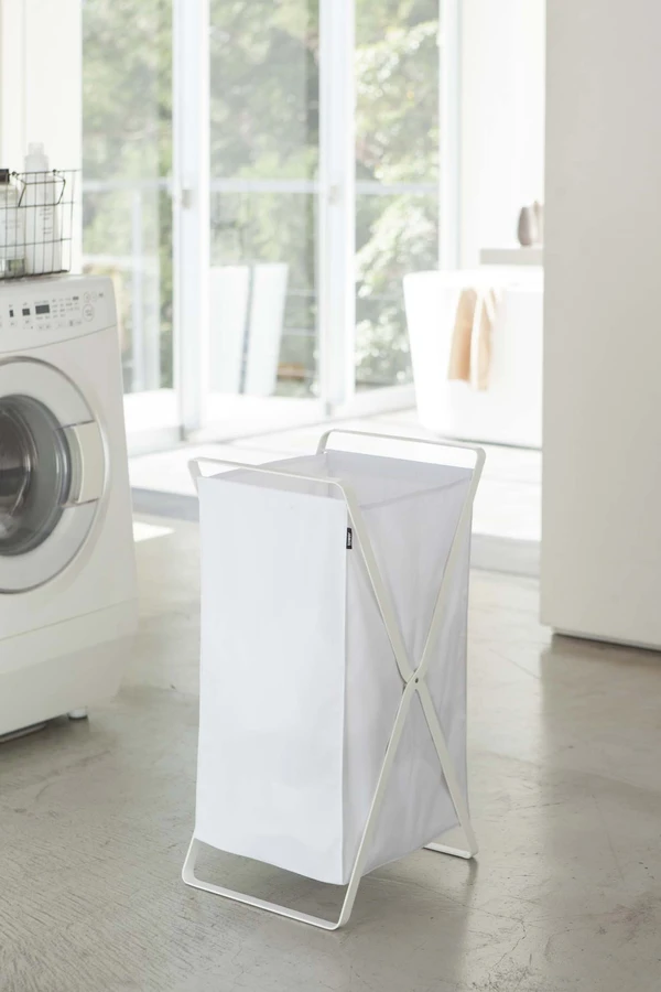 Yamazaki Home Official Site Laundry In 2020 Laundry Hamper