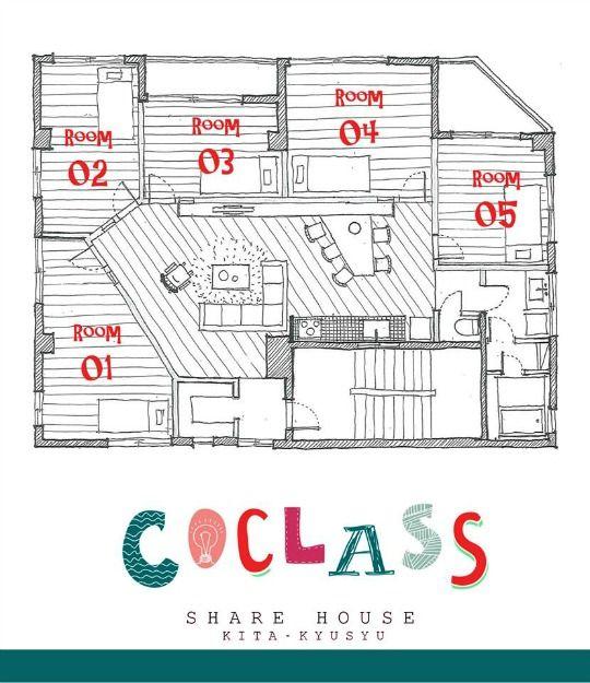 欲しい暮らしを手づくりできるdiyシェアハウス Coclass コクラス