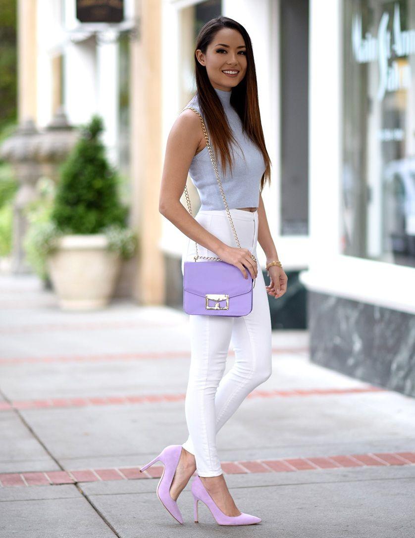 6ba9c6cc026 5 Creative Ways to Wear Lavender – Glam Radar