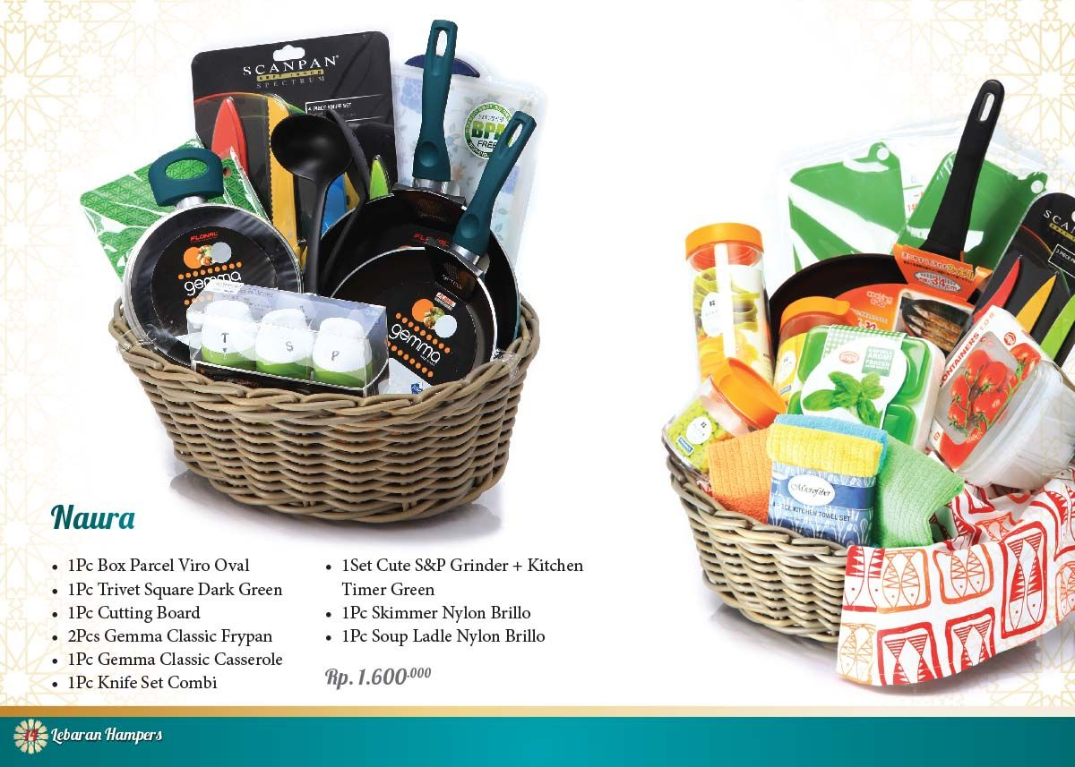 Lebaran Parcel - Naura. Click www.informa.co.id for more collection ...
