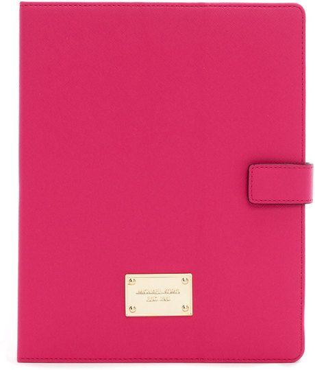 10e5162eb376 Women s Pink Ipad Saffiano Stand