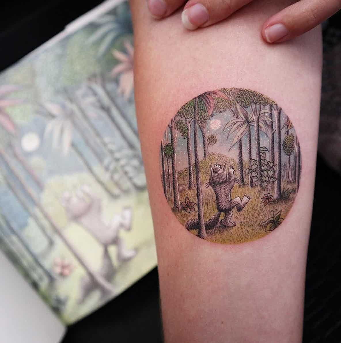 Meet The Tattoo Artist Who Recreates Famous Paintings With Ink