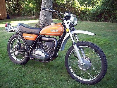 Top 5 Vintage Off Road Motorcycles On Ebay This Week Yamaha