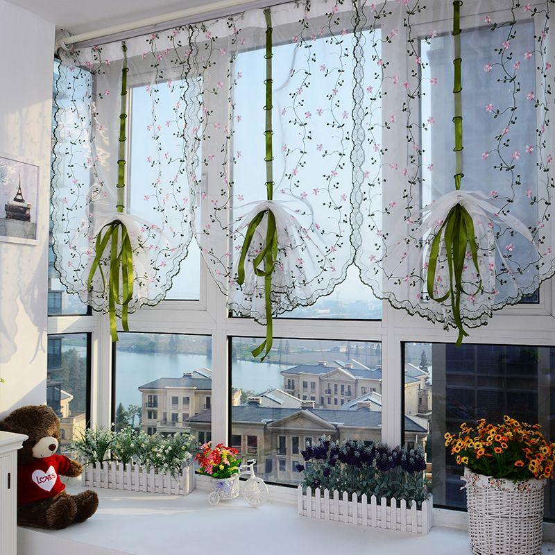 Le rideau de cuisine pour une pièce spéciale – Le Marché du Rideau ...