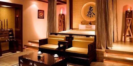 Oriental Bedrooms   Beautiful Romantic Oriental Bedroom Design 72