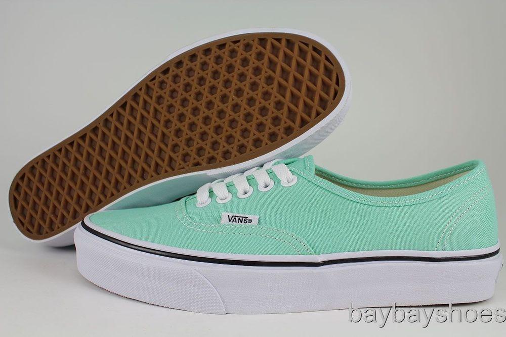 6e371771 Details about New Vans Slip On Shoes Classic Black White Canvas ...