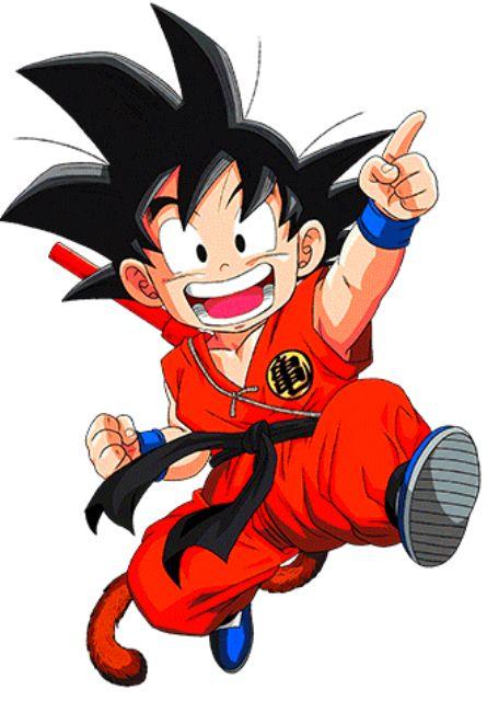 Kid Goku Dragon Ball Super Manga Kid Goku Dragon Ball