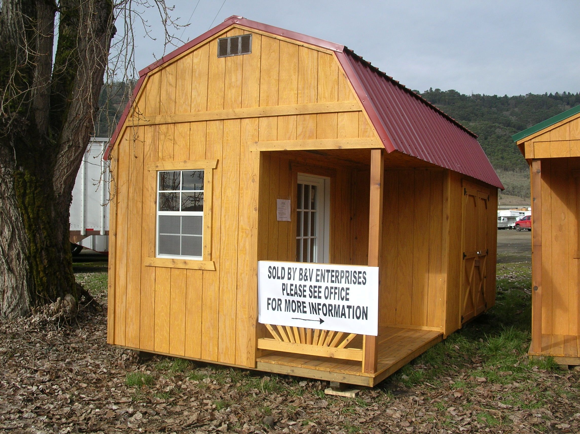 old hickory sheds flatbed cargo dump and horse trailer sales in oregon - Garden Sheds Oregon