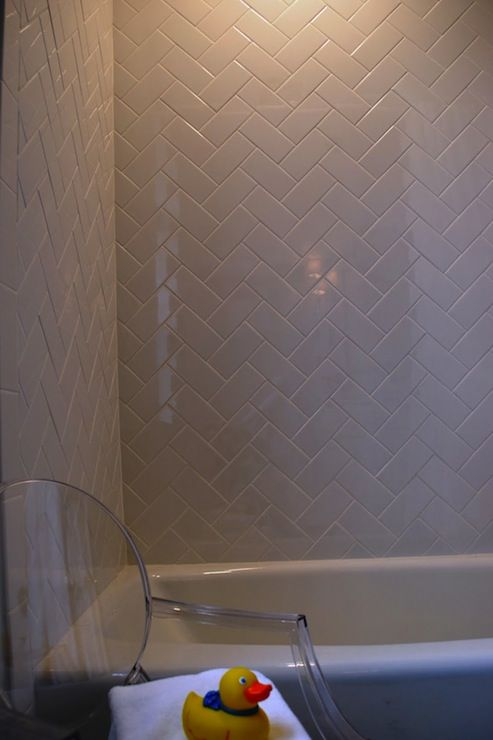 Teresa Meyer Interiors Amazing Bathroom With White Porcelain Drop In Tub White Subway Tile