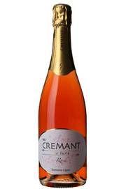 'Ligier Crémant du Jura Rosé Brut Pris: 169.9 Varenr. 2297601 Musserende vin terningkast 6   Gode rosa bobler til en svært god pris. Dufter av bringebær, som mange av konkurrentene. Men denne har en jordlig tone og en duft av kalk i tillegg. Liker tørrheten i ettersmaken, noe som gjør den til en super match til spekemat og kringle. Lang ettersmak.'