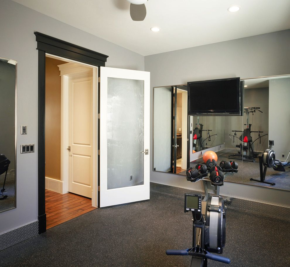 Home Gym Design Ideas: 36 Home Gym Designs And Ideas