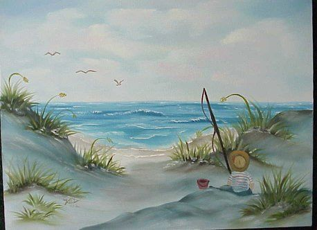 Bob Ross Ocean Paintings Seascapes Ocean Painting Bob Ross