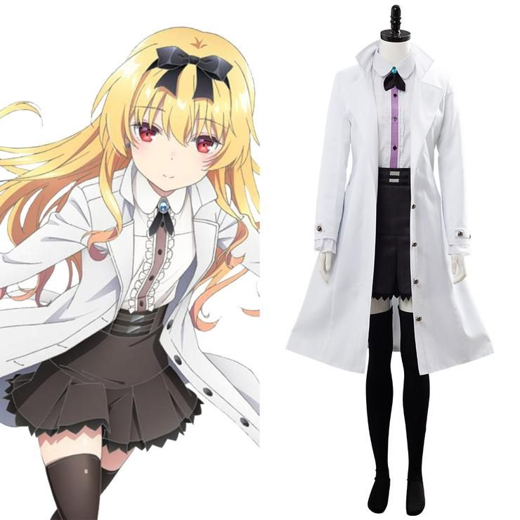 Arifureta From Commonplace To World S Strongest Yue Cosplay