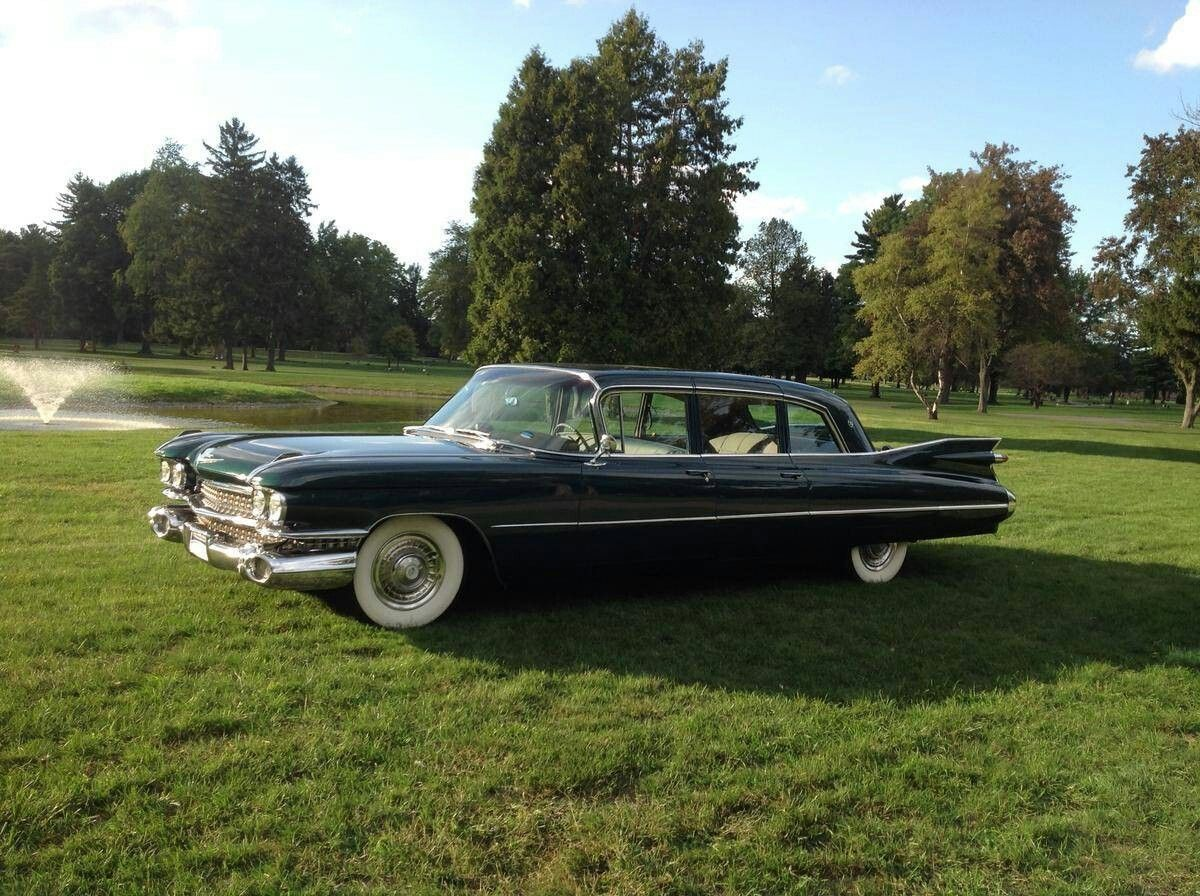 1959 cadillac fleetwood fleetwood 75 limousine