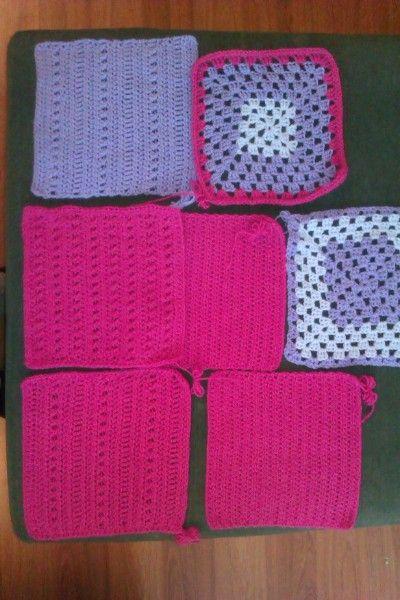 Favourite patterns - Joan A. www.knit-a-square.com ...
