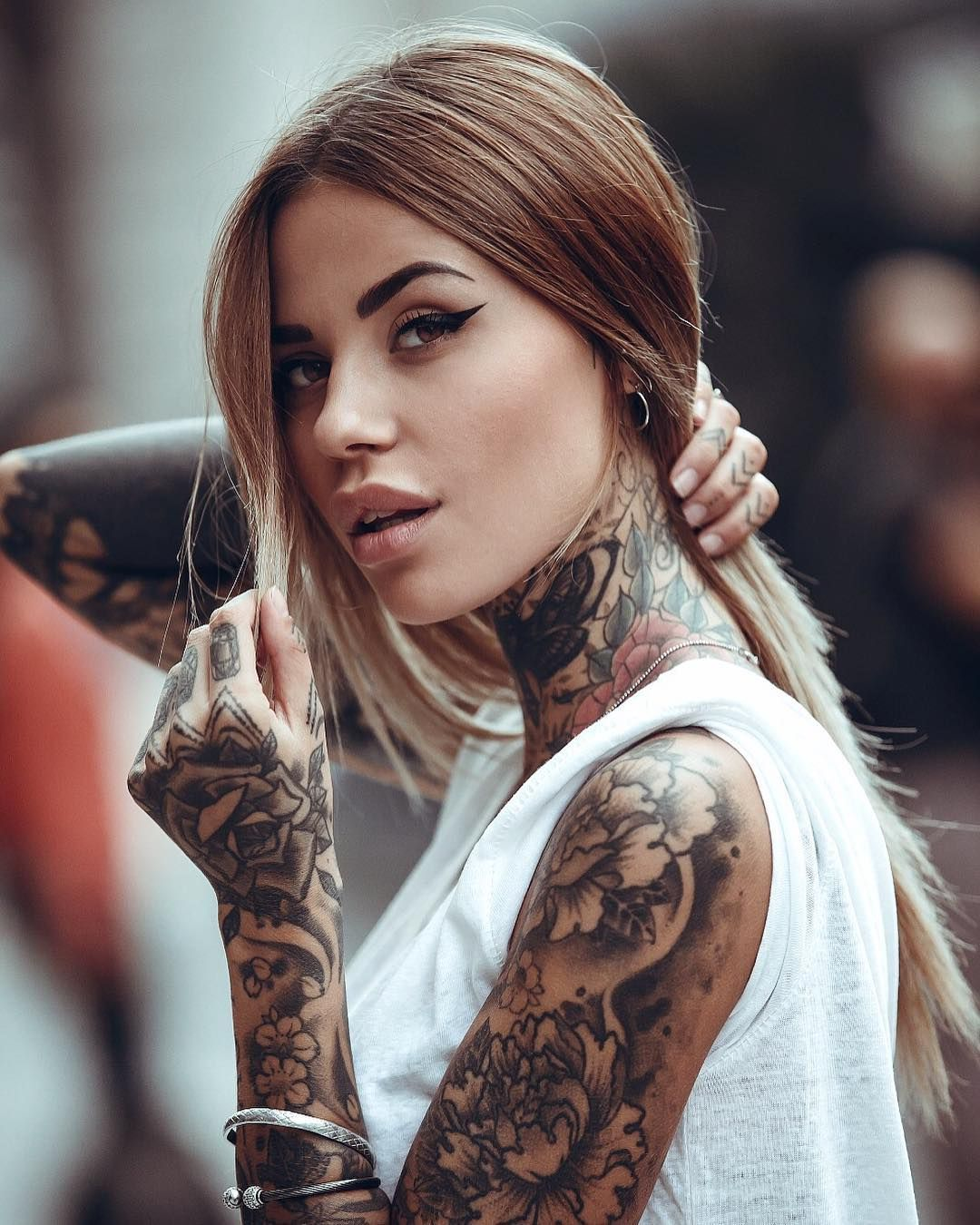 Pictures inked girls