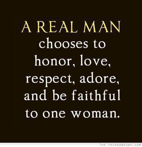 When A Man Respects A Woman Quote: Quotes+About+Honor+and+Respect