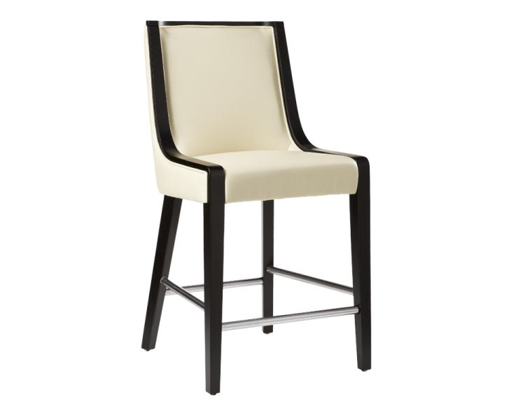 Fine Newport Counter Stool Cream By Sunpan Kitchens Leather Creativecarmelina Interior Chair Design Creativecarmelinacom