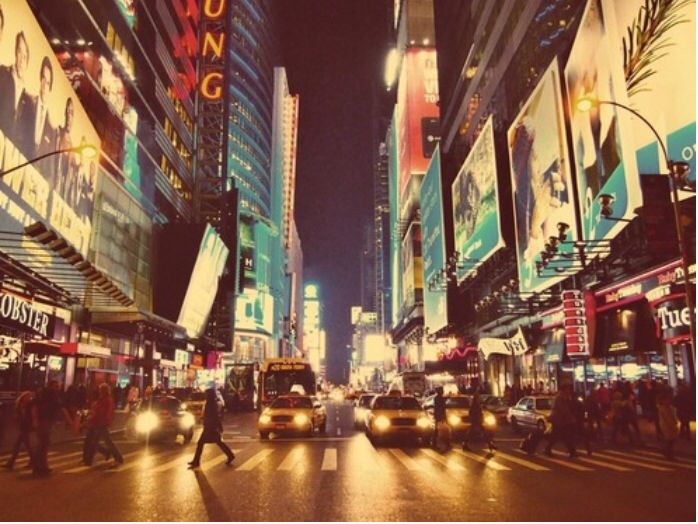Time Square ~ New York