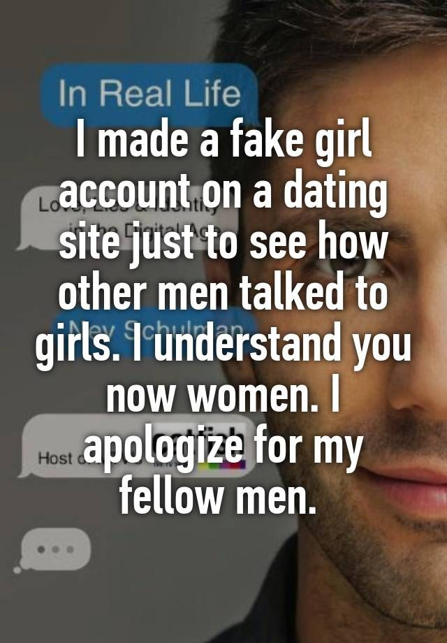 What dating sites are fake
