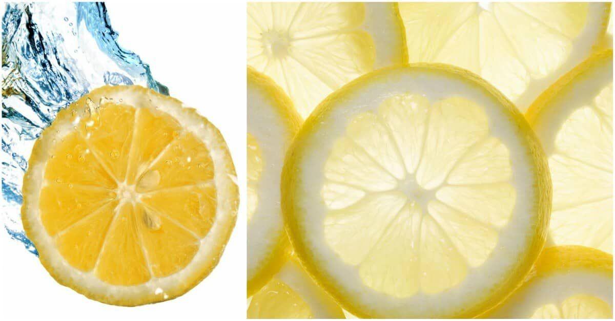 Limon congelado rallado para bajar de peso