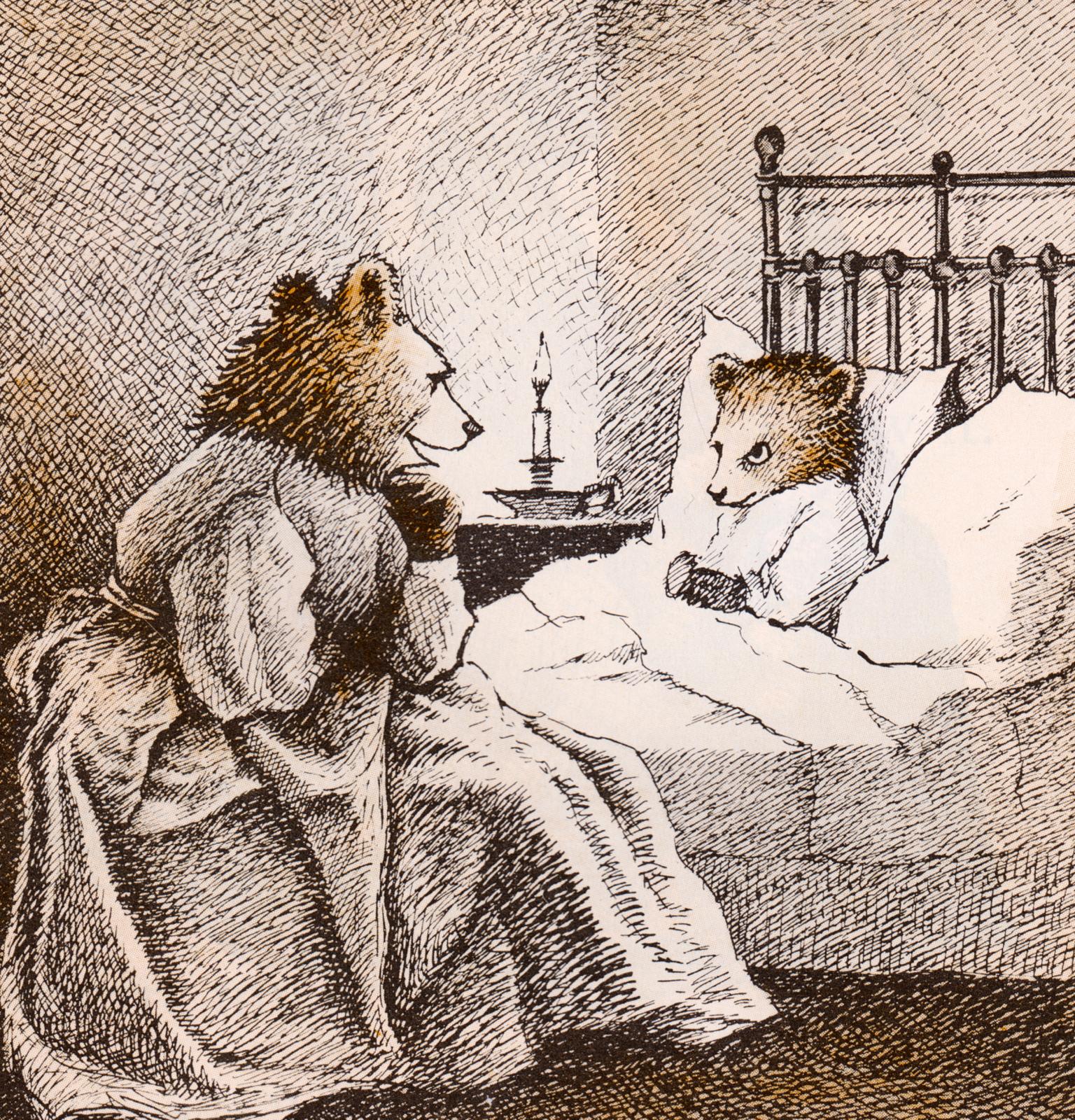 Maurice Sendak - Little Bear. Loved Books