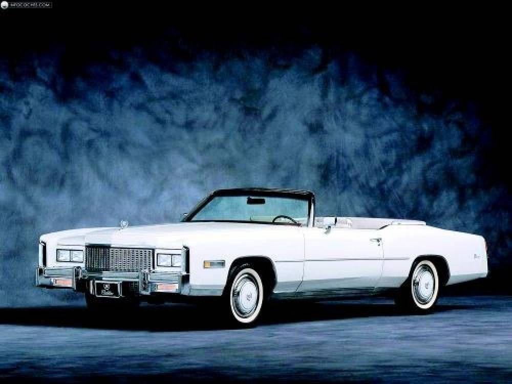 1976 Eldorado Convertible   Convertible, Cadillac eldorado and Cars
