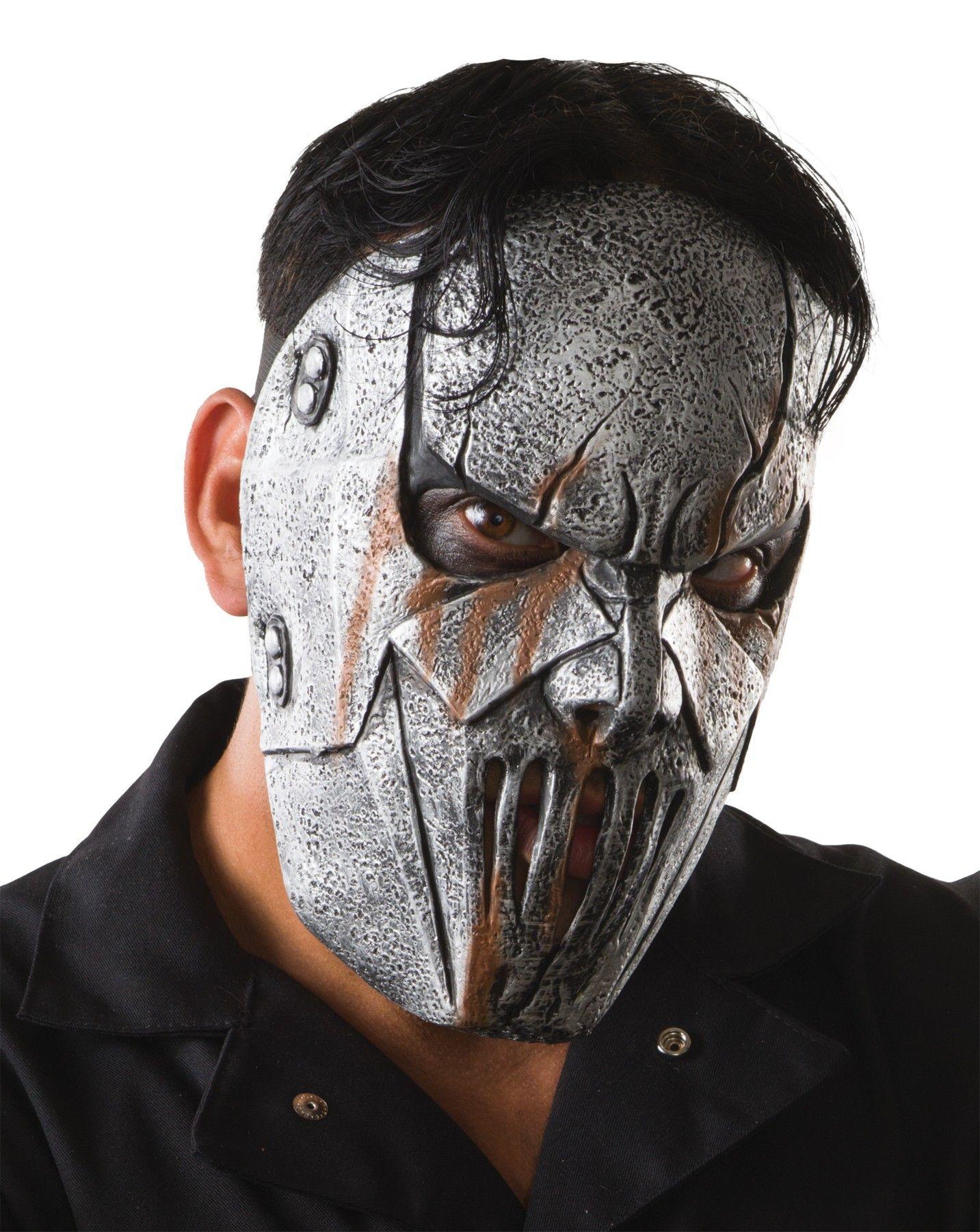 Slipknot Mick Adult Mask   Slipknot Costumes   Pinterest ...