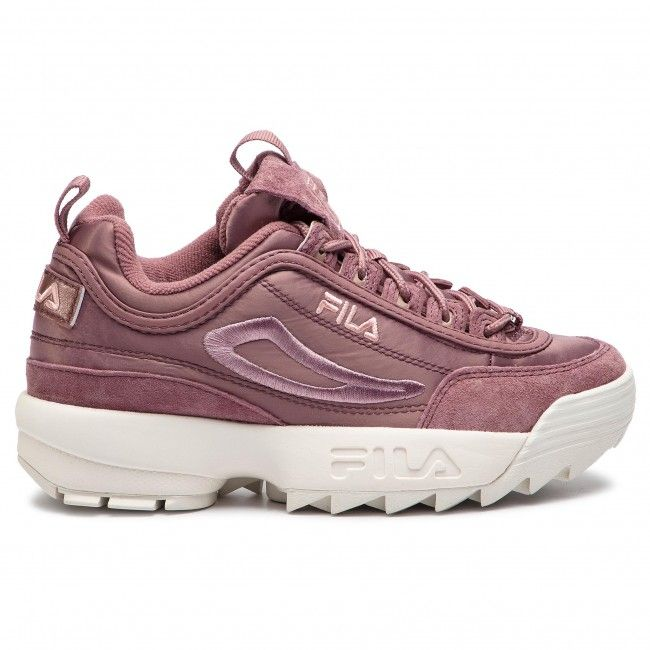 be3bdbf04e Sneakers FILA - Disruptor Satin Low Wmn 1010437.70W Ash Rose | 2019 ...
