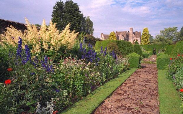 Worcester College Garden Oxford English Garden Design British
