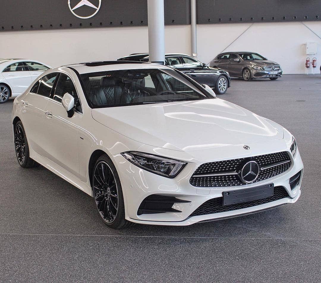 2019 Mercedes Benz Mercedes Amg Cls Camshaft: Mercedes-Benz CLS 450 Coupé ⚪ #mercedes #mercedesbenz #cls