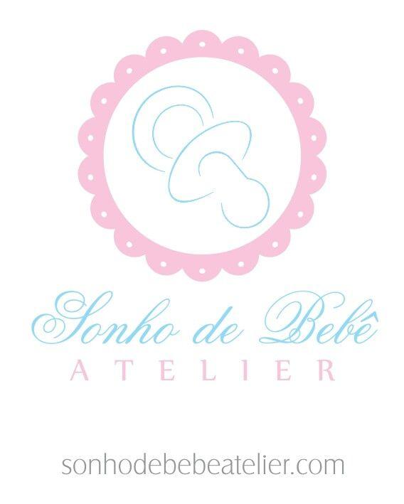 Logo Sonho de Bebê Atelier