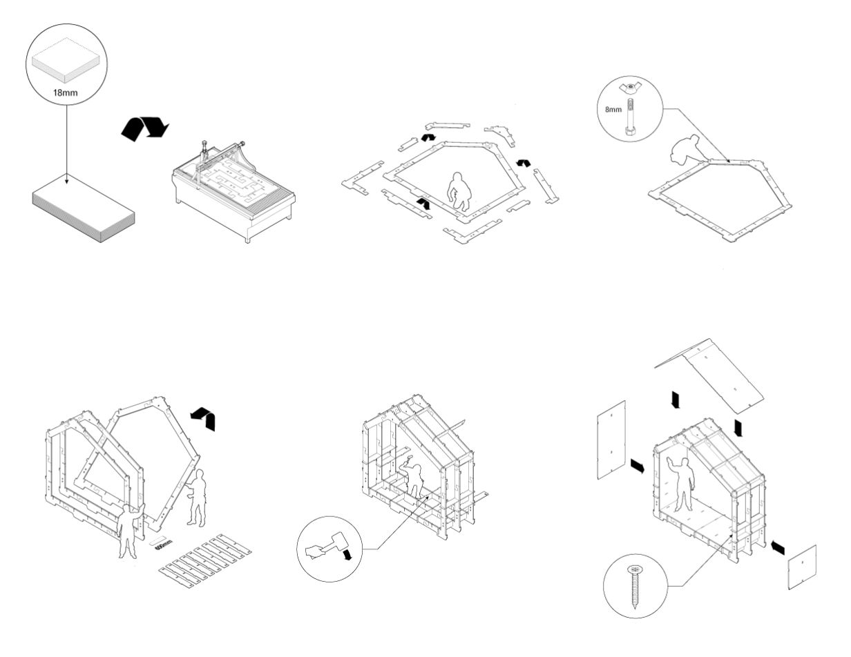 WikiHouse: An open source home design and build kit | ZDNet | Archi ...