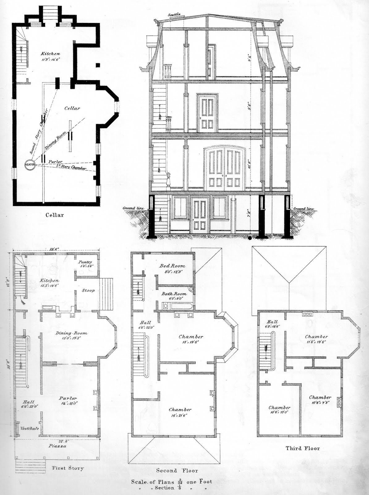Not Quite A Kit In The Late 1880s There Was A Building Boom Of Victorian Style Homes Thro Victorian Buildings Metal Building House Plans Victorian Style Homes