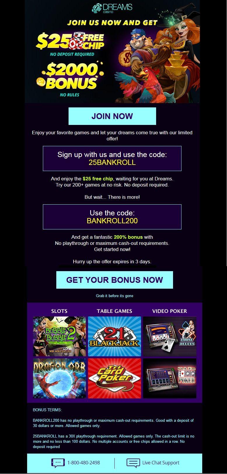 No Deposit Bonus At Intertops Casino January 2019 Casino Bonus