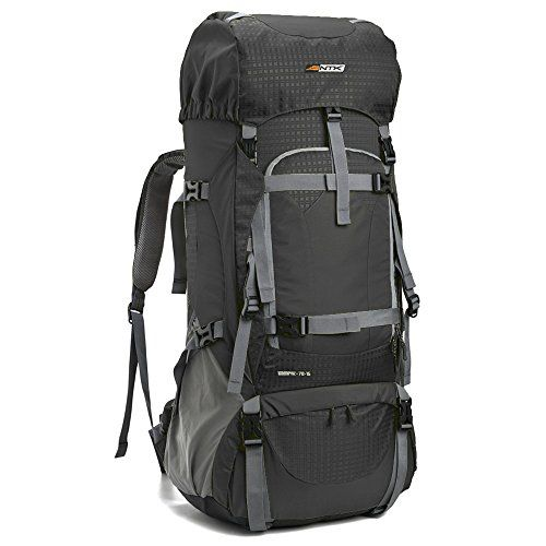 40141ec092 NTK KOMPAZ 70+10L Expandable Hiking
