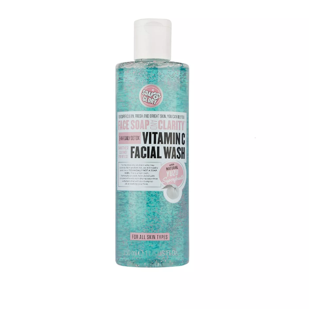 Soap & Glory Face Soap & Clarity 3IN1 Daily Vitamin C
