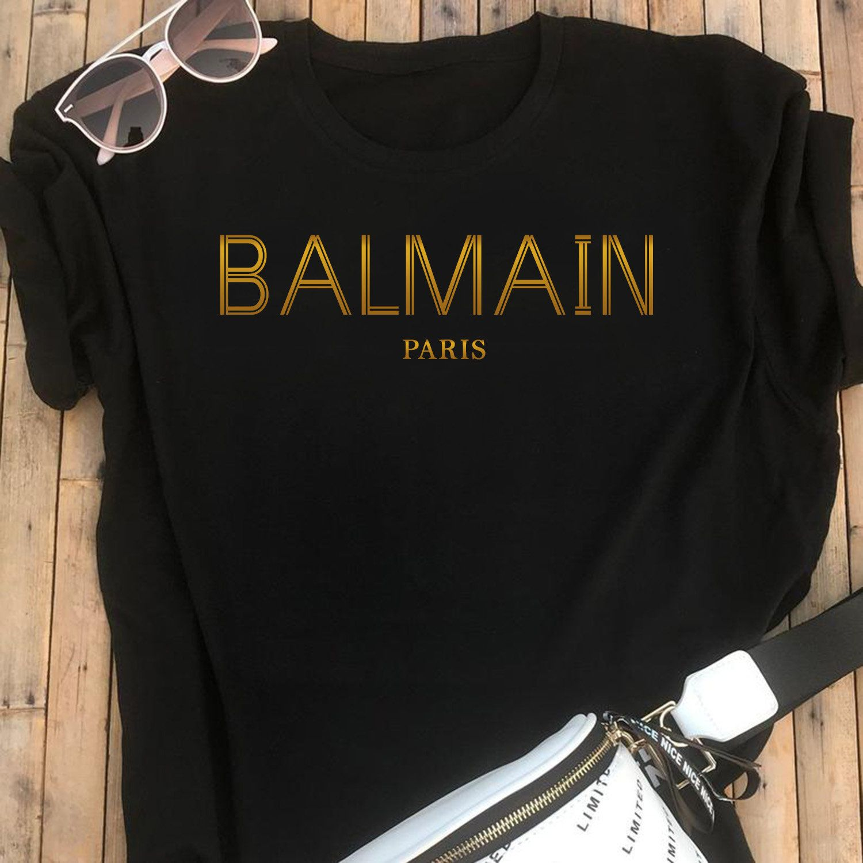 20++ Balmain t shirt women ideas ideas in 2021