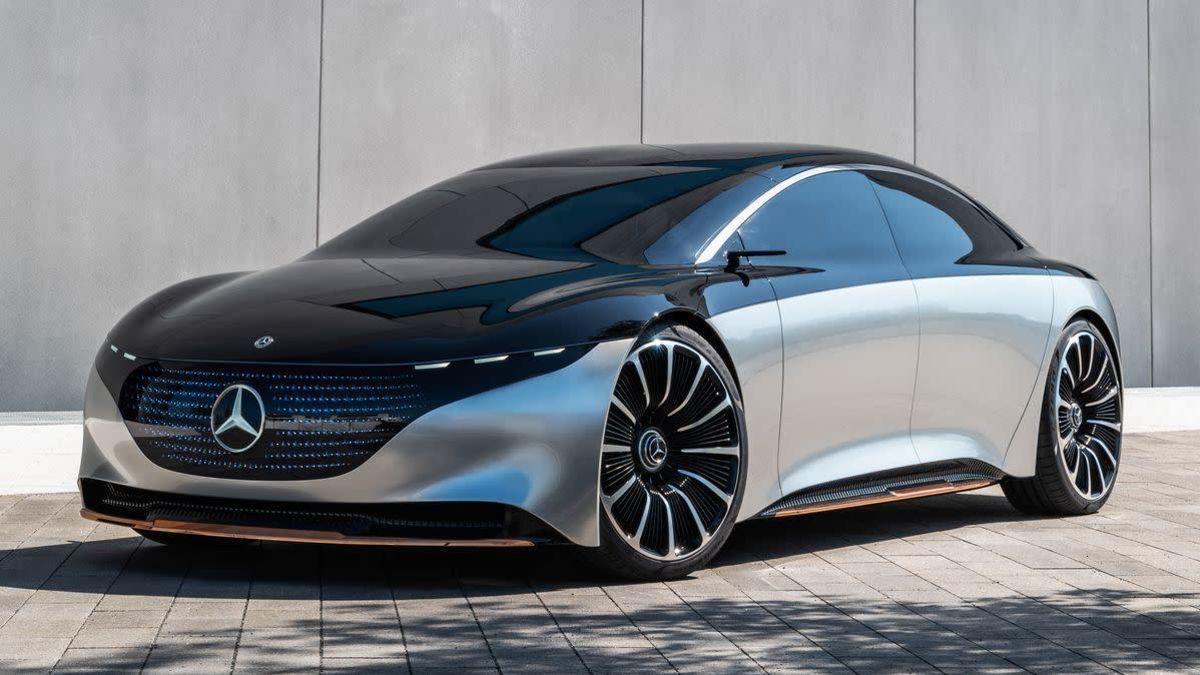 31++ Mercedes benz eqs 2022 4k UHD