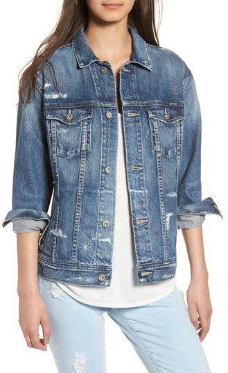 181641d2857b6 AG Jeans Women s Nancy Denim Jacket