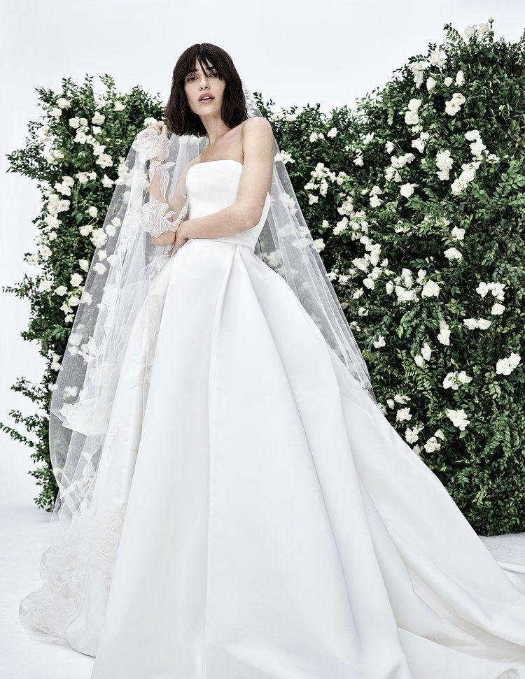 Carolina Herrera — Little White Dress Bridal Shop Denver