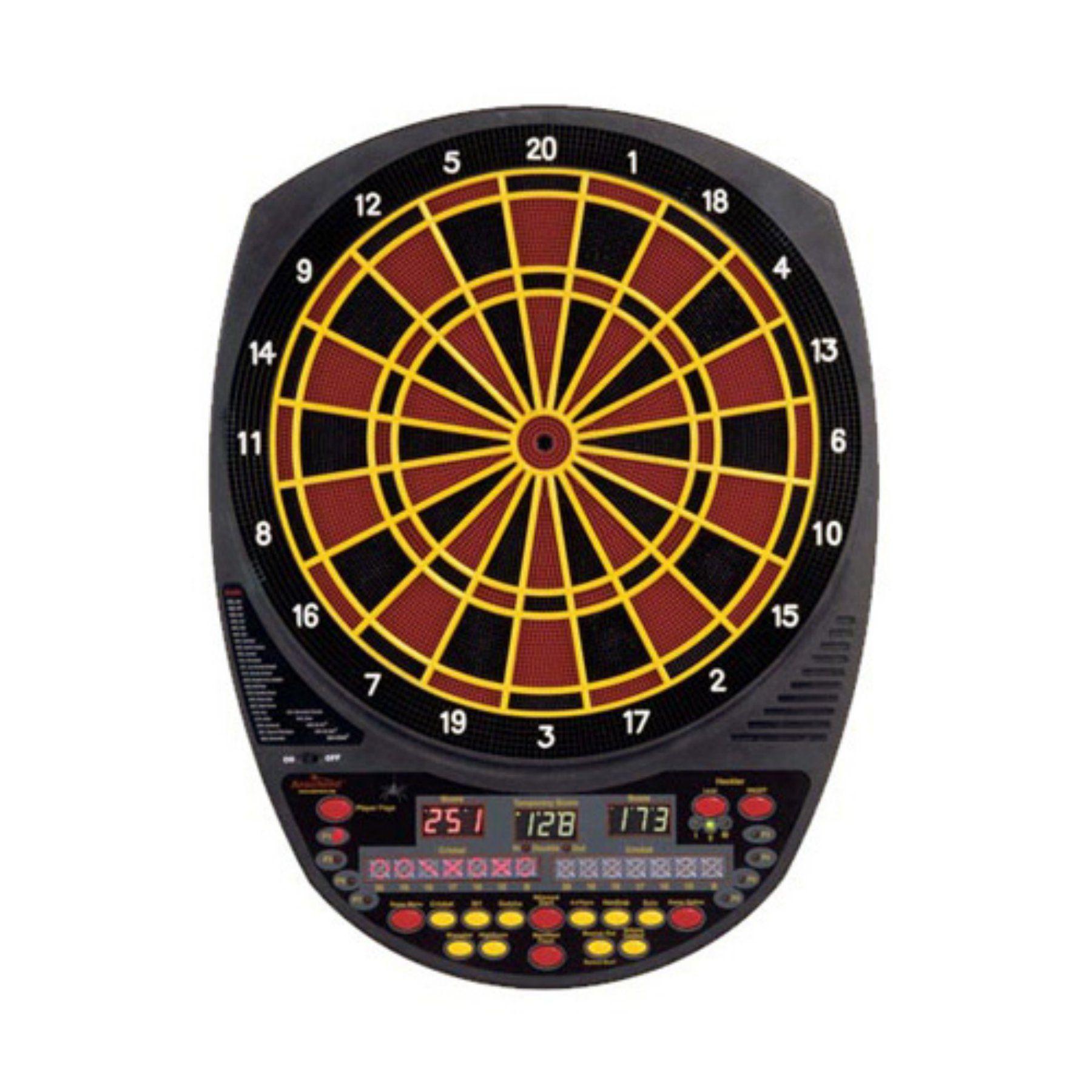 Arachnid® InterActive 3000 Electronic Dart Board and