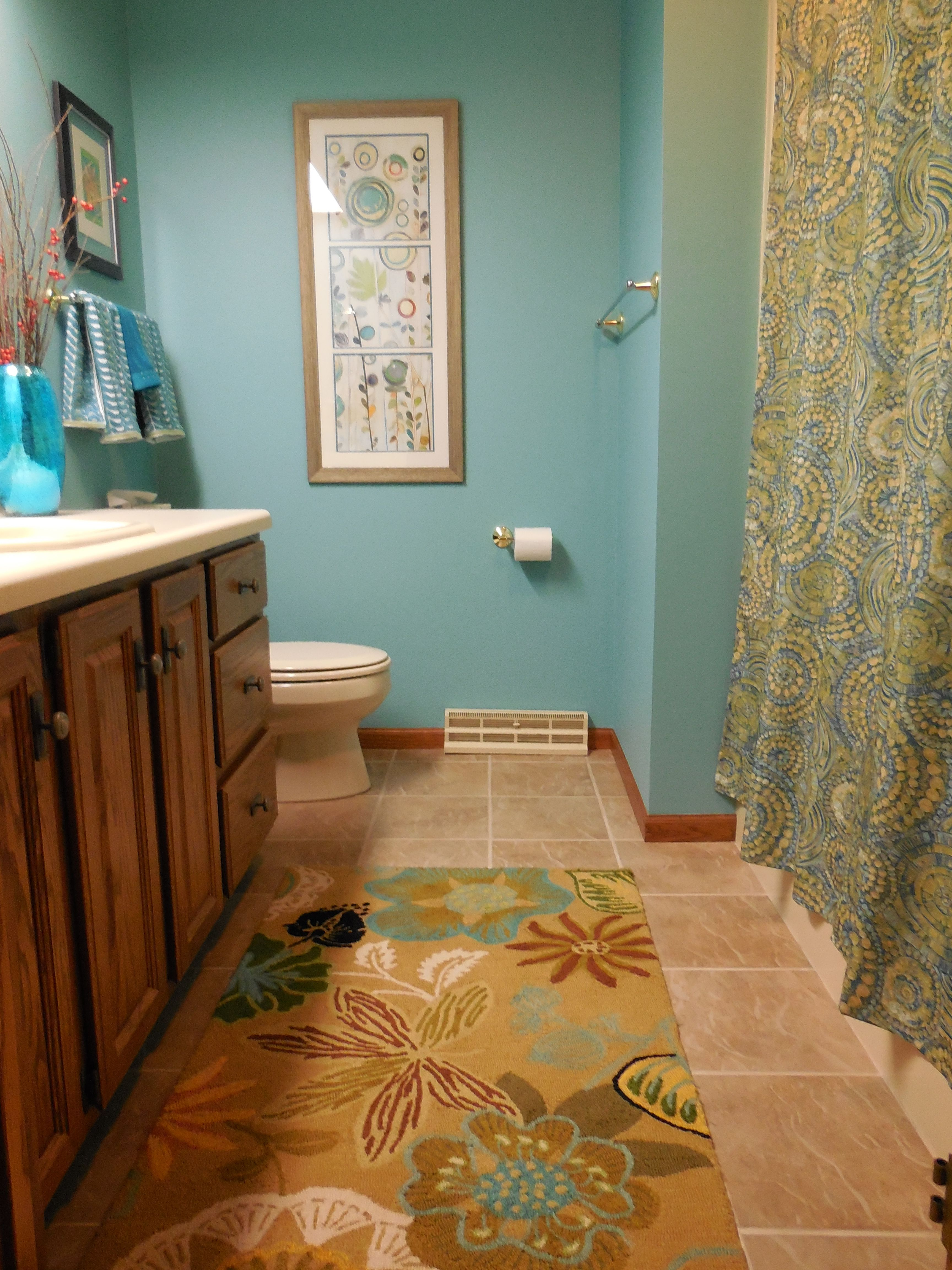 Wall Color Reflecting Pool Paint Bright Rooms