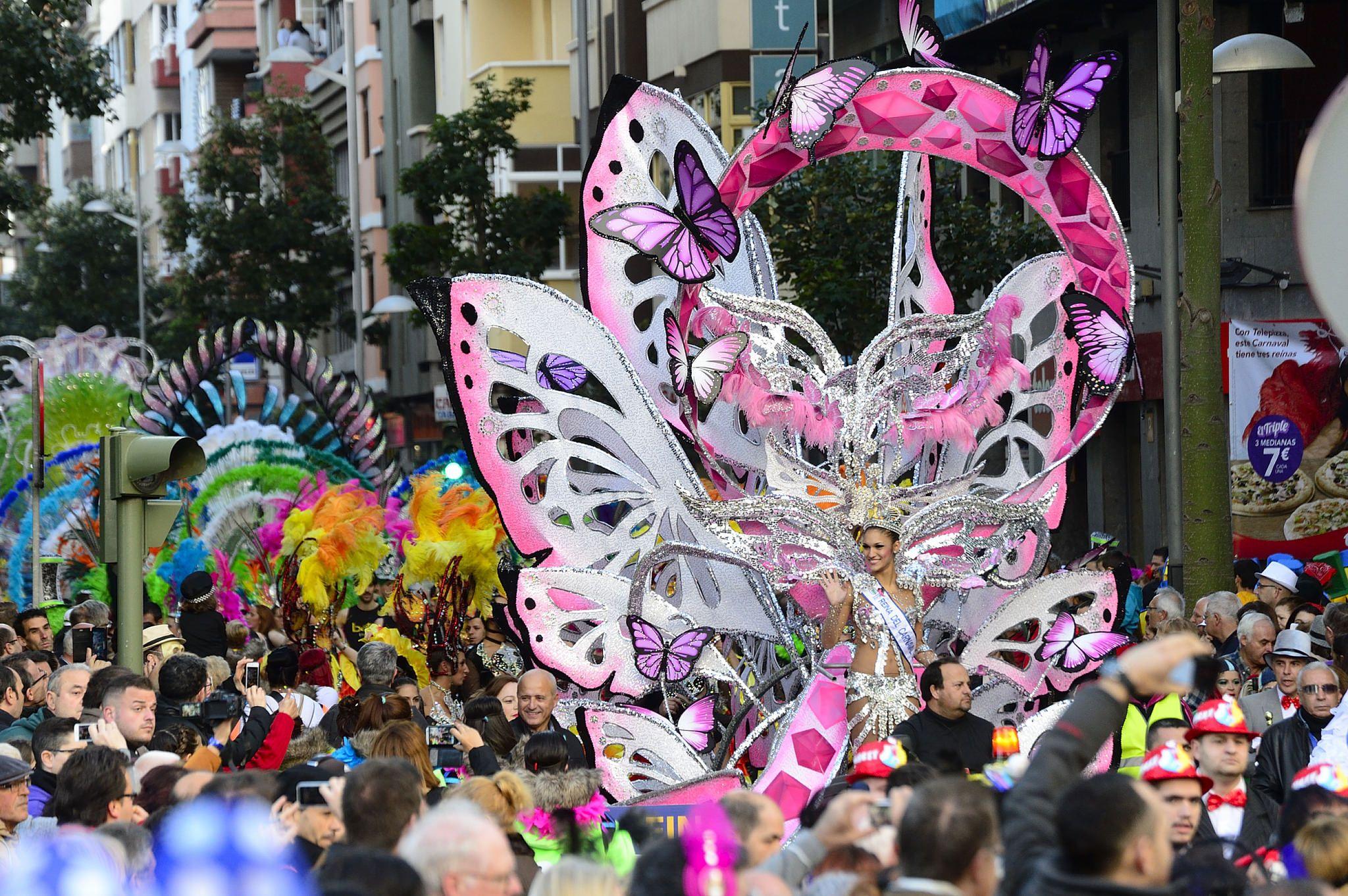 Grupo Mascarada Carnaval: El Carnaval abre el plazo de inscripción en los co...
