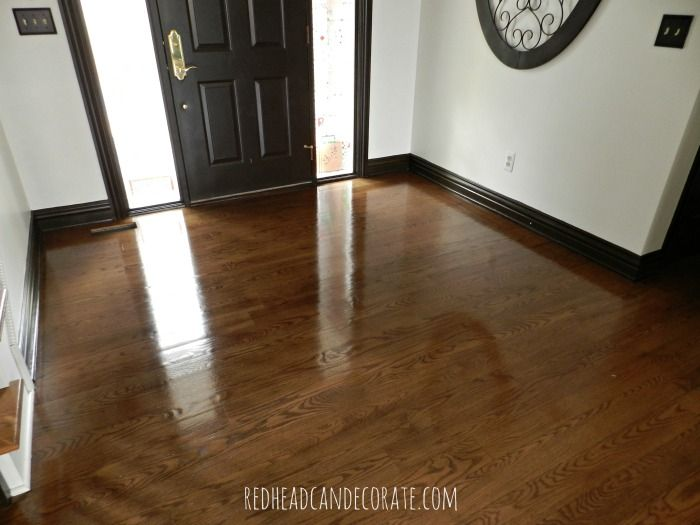 No Sanding Non Toxic Wood Floor Refinishing Part 2 Floor
